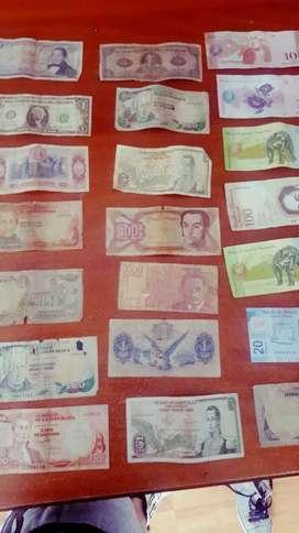 Vendo Cambio Billetes Antiguos