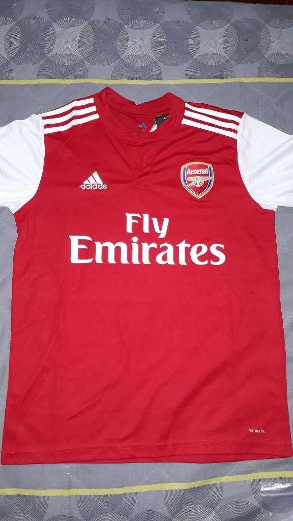 Camiseta Arsenal Temp 2019 2020 0