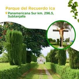 Camposanto Parque del Recuerdo Sede Ica