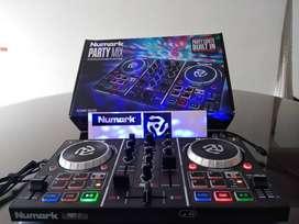 Contralador-DJ(Numark-Party Mix)
