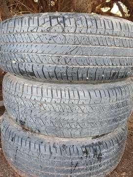 Venta de ruedas para camioneta