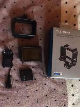 Vendo cámara GoPro Hero Black 5