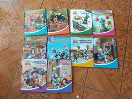 Libros Toy Story