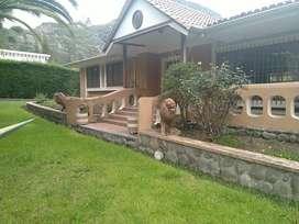 Quinta de venta en Chaullabamba, Cuenca - Ecuador