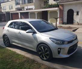 Kia Rio Hatchback  Modelo 2020
