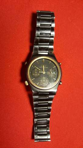 Vendo  cambio reloj  SEIKO   cuarz cronografo