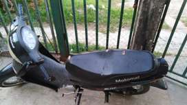 MOTOMEL BLITZ 110 cc