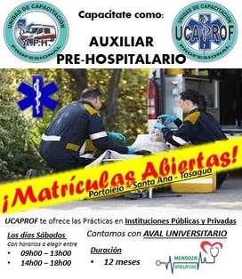 APERTURAMOS EN Portoviejo, Santa Ana y Tosagua   UCAPROF MANABI Cia. Ltda.  TE INVITA A CAPACITARTE