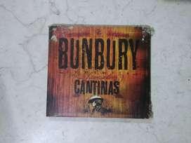 CD ORIGINAL ENRIQUE BUMBURI