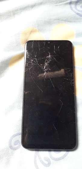 Samsung a20 displey dañado
