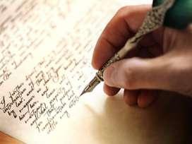 Asesoría en Ensayos, Reseñas, Resumenes y demás escritos