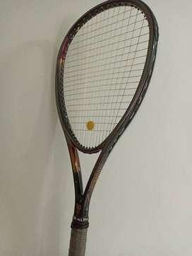 Raqueta de Squash con estuche
