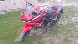 Bajaj Rouser Rs 200