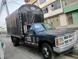 Camión chevrolet cheyenne modelo 95 en buen estado