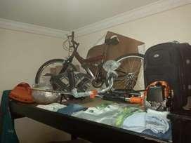 Bicicleta casi nueva para la venta