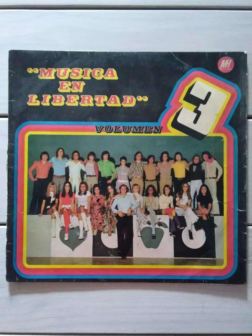 Lp Vinilo Música En Libertad Vol. 3 ( Ver Descuentos) 0
