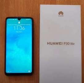 Huawei P30 Lite como nuevo en caja