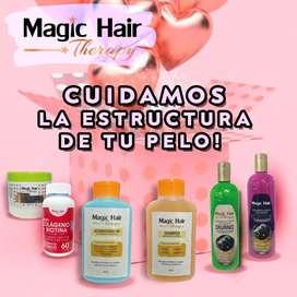 MAGIC HAIR AL DETAL Y AL POR MAYOR