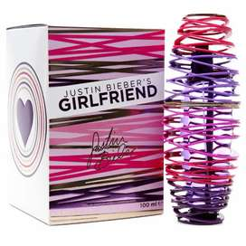 Perfume JUSTIN BIEBER'S GIRLFRIEND  ORIGINAL