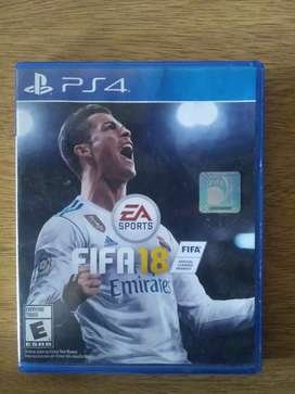 FIFA 18 usado