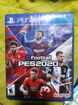 pes 2020 play station 4