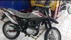 Vendo Moto Nueva Zonshen Triax 200cc