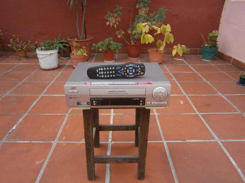 videograbadora jvc inteligente modelo hrj486en 0