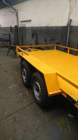 Trailer Bobcat Transportes de Vehículos