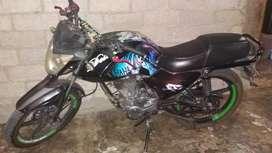 Motor uno fx 150