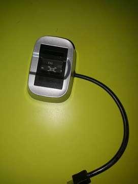 Biométrico dactilar Movistar