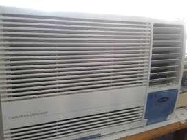 aire acondicionado carrier 3500 frigorias frio calor impecable control remoto bajo consumo