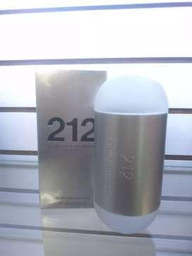 Perfume 212 dama