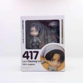 Figura Levi Ackerman - Shingeki No Kyojin - Nendoroid 417