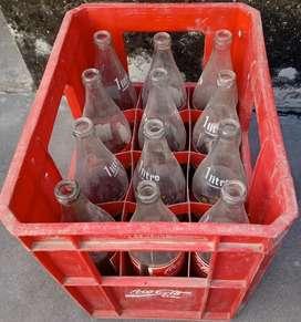 Cajón de Coca Cola completo