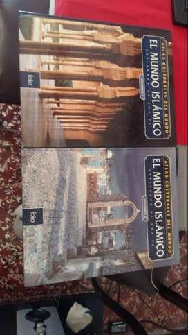 Enciclopedia El Mundo Islámico. 2 tomos