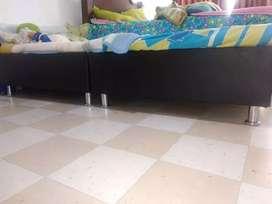 Base cama sencilla