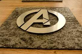 Cuadro avengers relive 3D