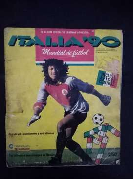 Albúm Brasil 2014 - Italia 90