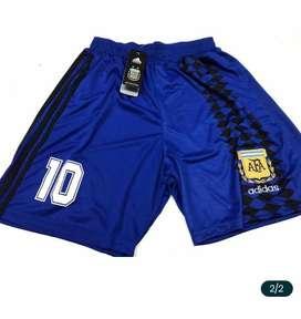 Short azul 1994 suplente maradona s al xxl