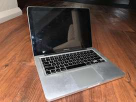 Se vende Mac Book Pro 13'