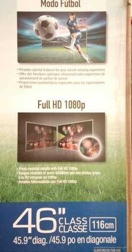 "Tv Samsung 46 ""   116 cn"