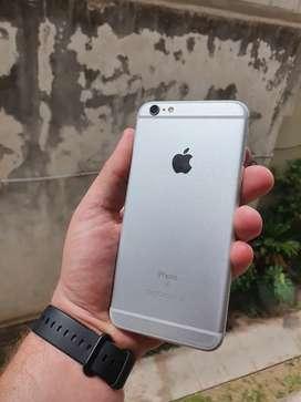 Iphone 6s plus 128gb en caja