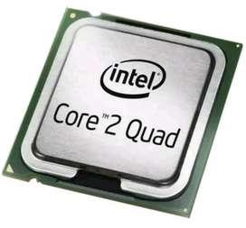 Core 2 quad 9500