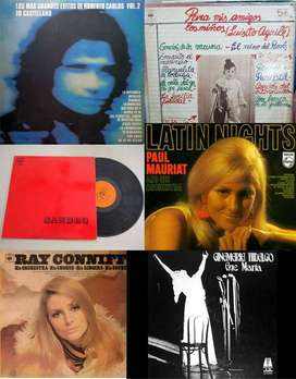Vendo discos de vinilo de los 70 / 80