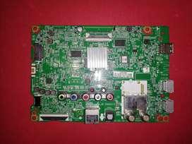 Tarjeta main Televisor LG 43lk5700pdc