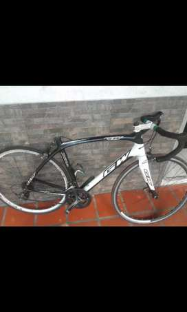 Bici gw tourmalet en carbono