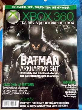 Revistas de Xbox 360