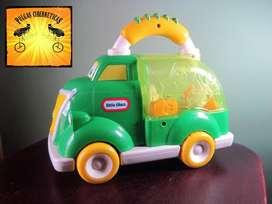 Little Tikes Camión Reciclaje Juguete Infantil Pulgas Ciberneticas