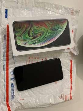 Vendo iPhone XS MAX 64GB NUEVO DESBLOQUEADO