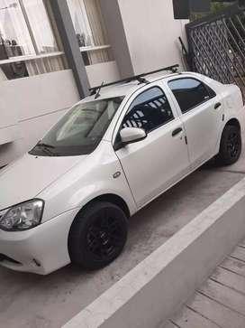 Toyota Etios modelo 2018